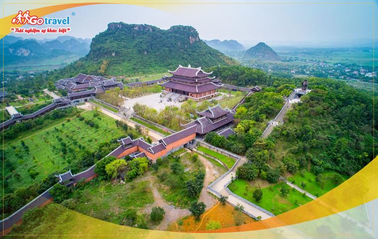 Tour Miền Bắc: Hà Nội - Tràng An - Bái Đính
