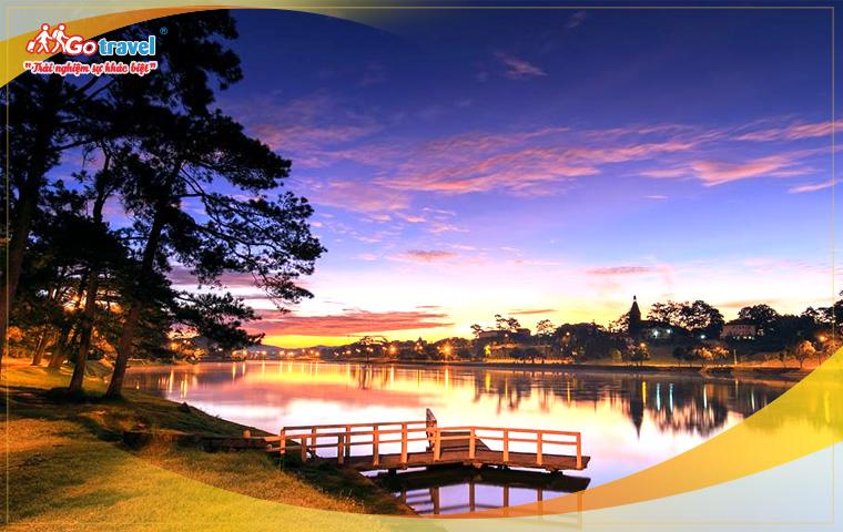 Tour Du Lịch Đà Lạt - Nha Trang - Thành Phố Hoa Và Biển