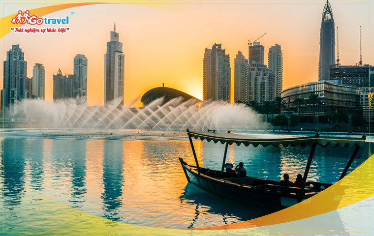 Tour Brunei - UAE - Dubai - Abu Dhabi - Sharjah