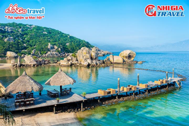 Tour Du Lịch Bình Ba - Đảo Tôm Hùm