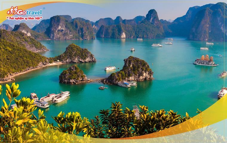Tour Miền Bắc: Hà Nội - Ninh Bình - Hạ Long - Yên Tử