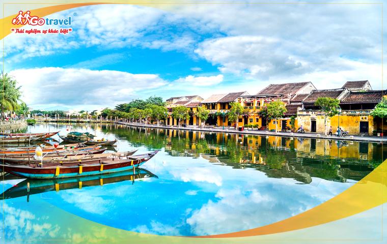 Tour miền Trung: Đà Nẵng - Bà Nà - Hội An