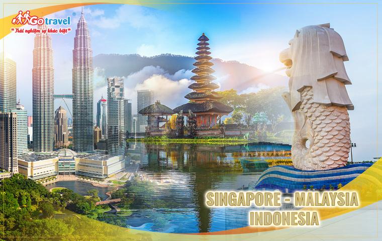 Tour Singapore - Malaysia - Indonesia Khám Phá 3 Nước Đông Nam Á