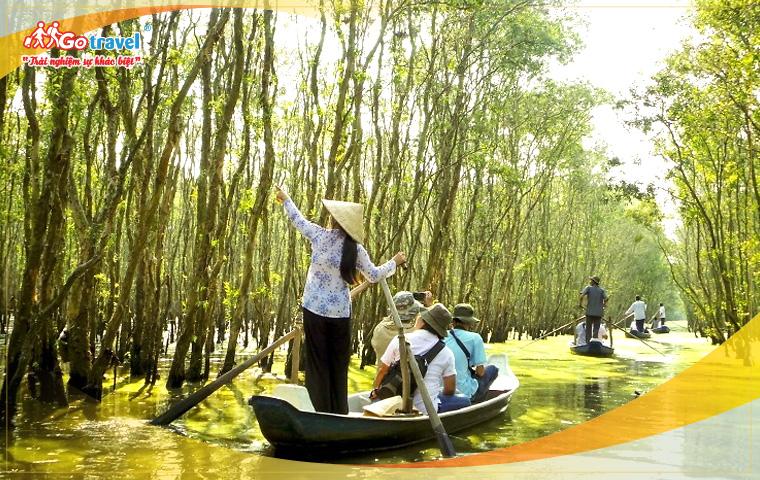Tour Miền Tây: Bến Tre - Tiền Giang - Vĩnh Long - Cần Thơ