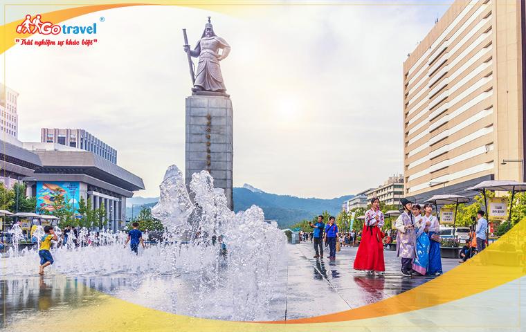 Tour Hàn Quốc Du Ngoạn Xứ Sở Kim Chi
