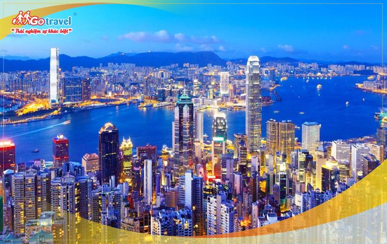 Tour Hồng Kông - Disneyland - Đại Nhĩ Sơn