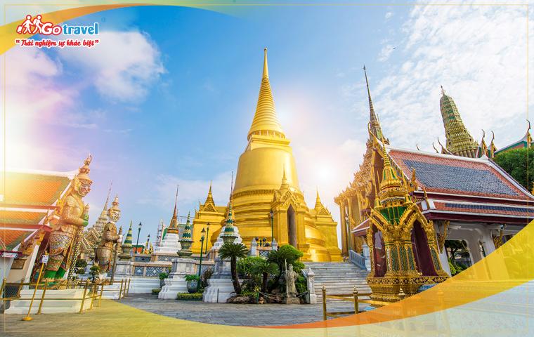 Tour Thái Lan - Hành Trình Khám Phá Đất Phật (BL - Tháng 5, 6,7,8)