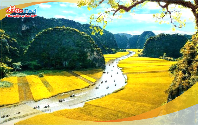 Tour Miền Bắc: Hà Nội - Bái Đính - Tràng An - Hạ Long - Yên Tử