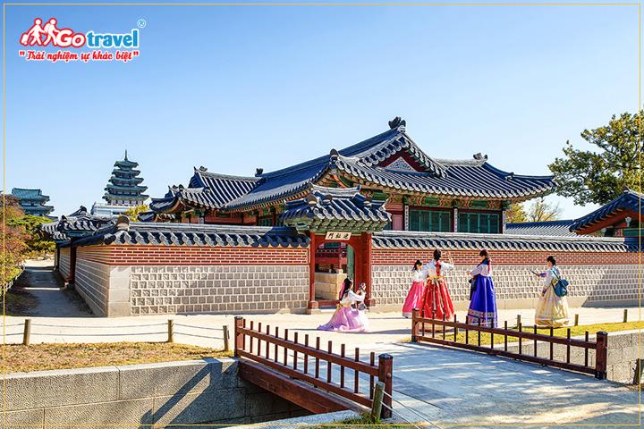 Du lịch tết Hàn Quốc 2020 có gì hấp dẫn 1