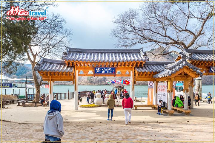 Du lịch Tết Hàn Quốc 2020 có gì hấp dẫn 5