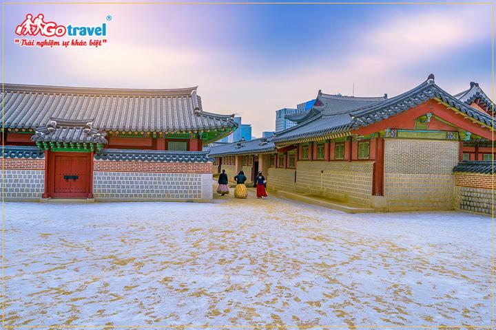 Du lịch Tết Hàn Quốc 2020 có gì hấp dẫn 3