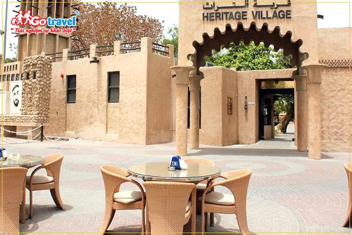 Tour du lịch Dubai trọn gói