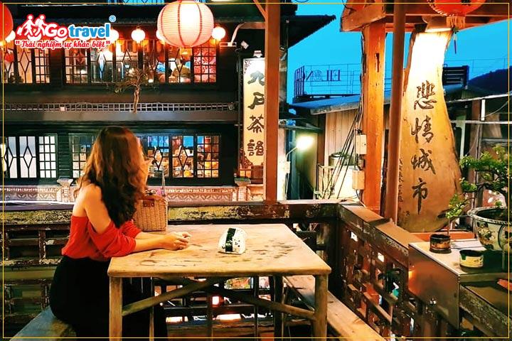 tour Đài Loan